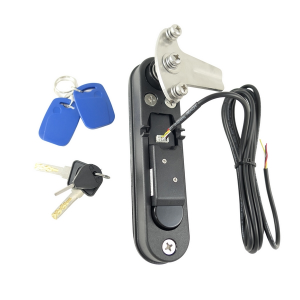 Electronic Lock System.Swing Handle