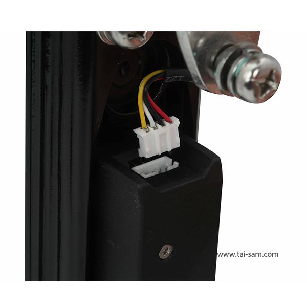 電子鎖.IP65防護等級