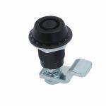 防水迫緊式圓鎖(鑰匙型)