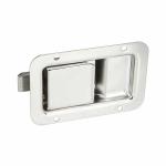 不鏽鋼拉式門扣(無鎖芯)