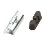 Concealed Lift-Off Hinge (Small)