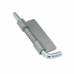 Spring Loaded Pin Hinge