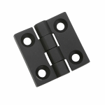 Stainless Steel Hinge (Black Powder Coated)