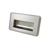 Stainless Steel . Flush Pull